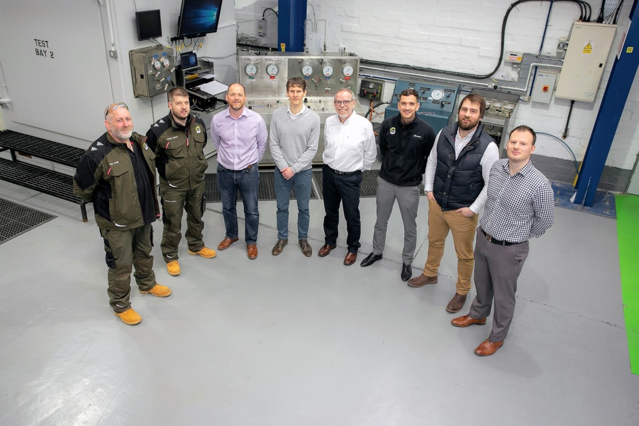 Interventek Bolsters Business Growth with Investment in New Staff and Facilities.