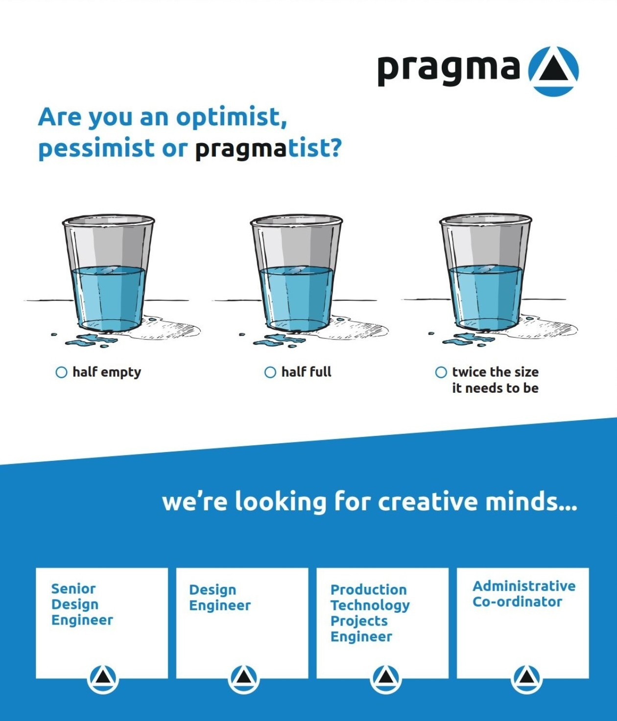 Pragma are Recruiting