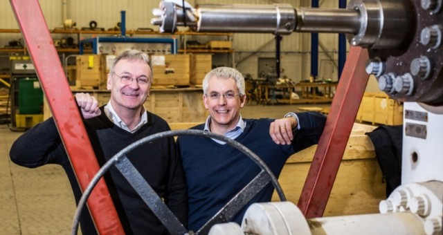 BGF (Business Growth Fund) has invested GBP10 million in FrontRow Energy Technology Group