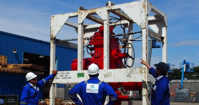 Well-Centric Awarded North Sea Well Integrity Contract