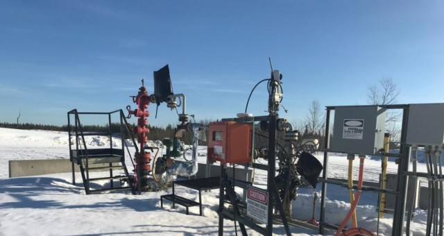 ClearWELL™ technology protects ESP wells in Canada